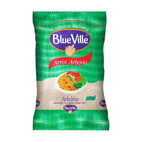 Arroz Blue Ville 1Kg Arbório