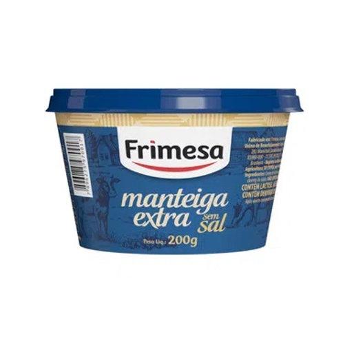 Manteiga Extra Frimesa 200g Sem Sal