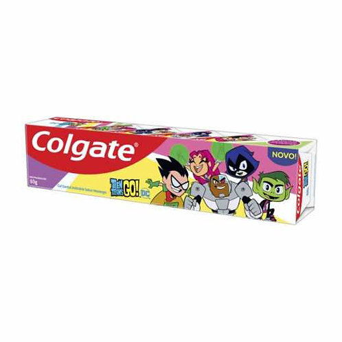 Creme Dental Colgate 60g Teen Titans