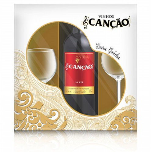 Vinho Cancao Maleta Tinto  Seco