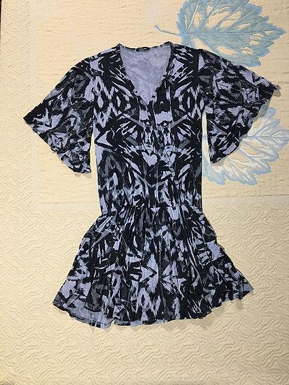 Vestido short Zeven