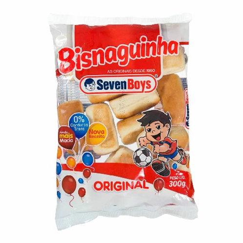 Bisnaguinha Seven Boys 300g  Original