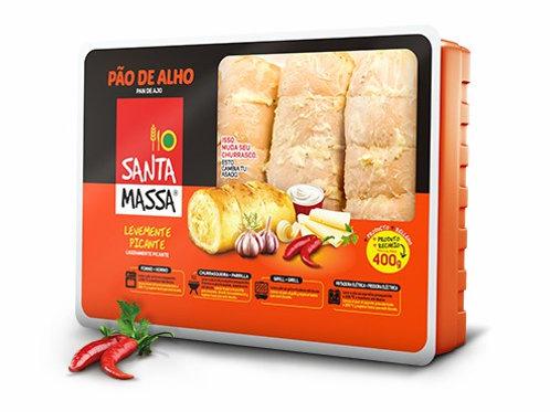Pão de Alho Santa Massa 240g  Picante