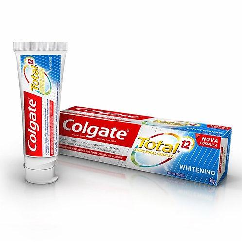 Creme Dental Colgate Total 12 90g  Gel Whitening