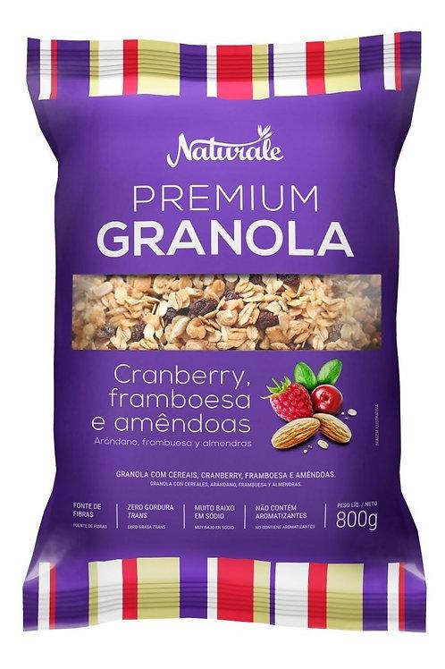 Granola Naturale 800g Premium