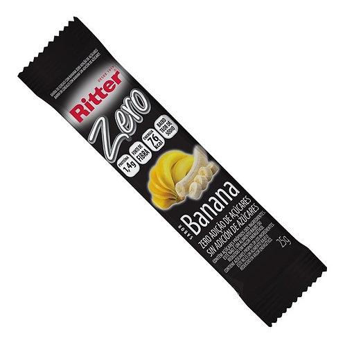 Barra Cereal Ritter 25g  Banana Zero