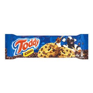 Cookie Toddy 60g  Baunilha Gotas Chocolate