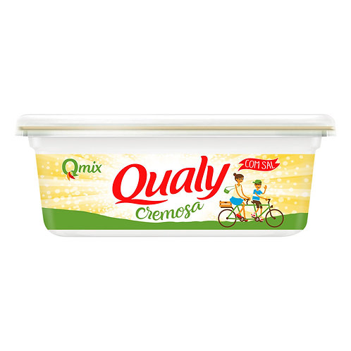 Margarina Qualy 250g Aera  C/Sal