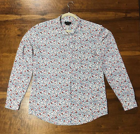 Camisa Zara Slim Fit masculina