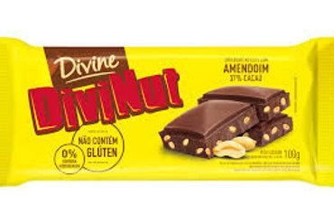 Chocolate Divine 90g  Divinut