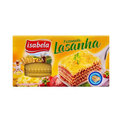 Massa Isabela 500g Lasanha