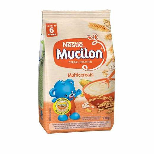 Mucilon Nestle 230g Multi Cereais