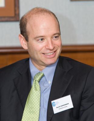David Schwimmer, Goldman Sachs