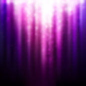 Glowing Curtain