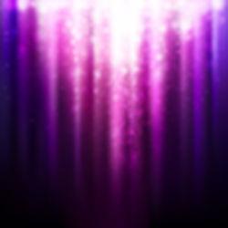 輝くカーテン