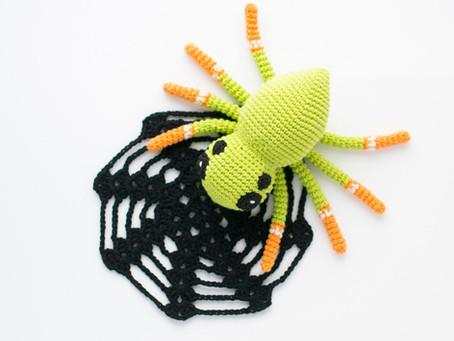 NEW CROCHERT PATTERN | Nelli the spider