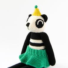 Klara the panda