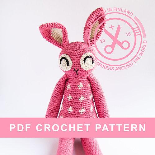TILDE | Crochet bunny PDF pattern