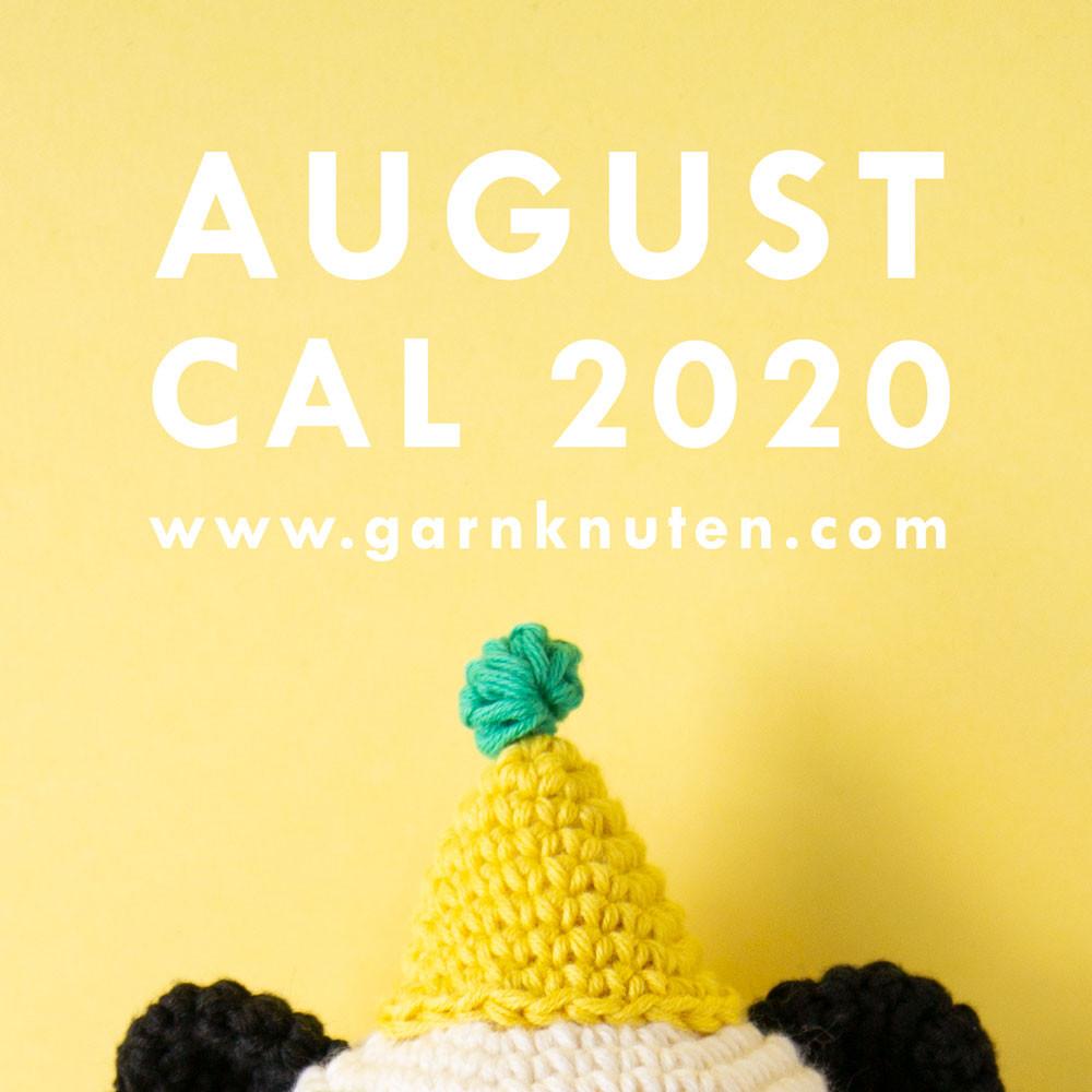 Crochet amigurumi CAL pattern