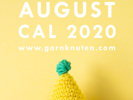 August CAL 2020 | information