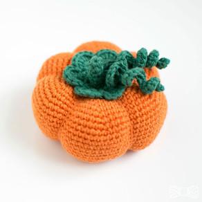 Pumpkin   Free crochet pattern   Pumpa   Gratis virkmönster