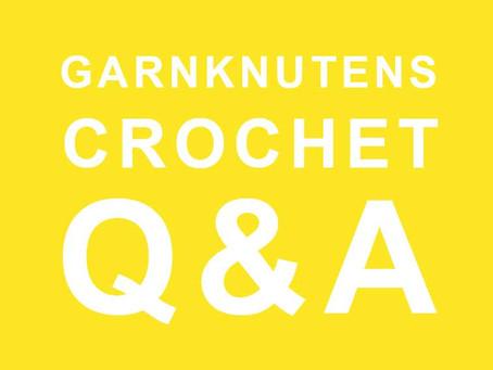 CROCHET Q&A