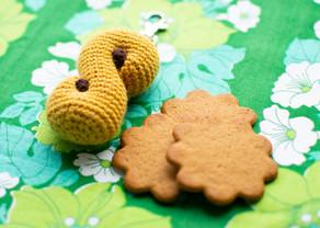 Lussebulle | Free crochet pattern | Gratis virkmönster