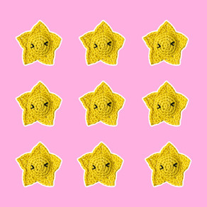 STAR | Free crochet pattern
