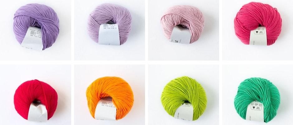 ALBA organic cotton yarn