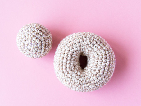 MUNKAR | gratis virkmönster [free crochet pattern]