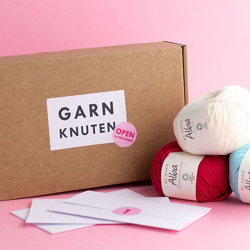 YARN KIT | Advent CAL 2020
