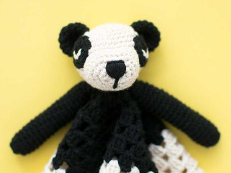 NEW CROCHET PATTERN | Elvis the snuggle panda
