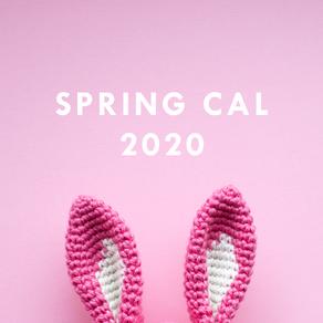Spring CAL 2020 | information