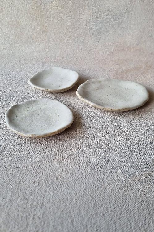 3pcs small plates