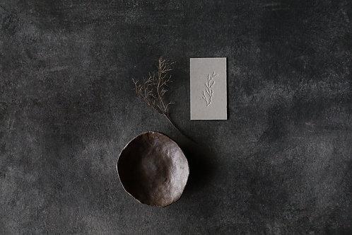 Black stone S 60x73 cm