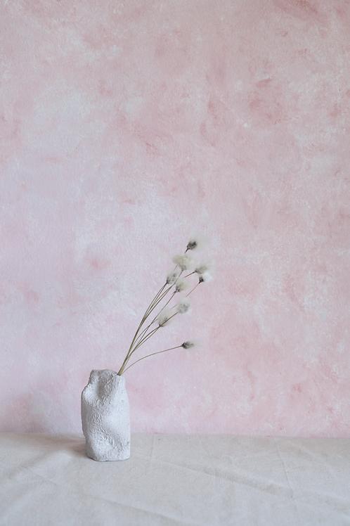 Blooming dahlia pink S 50 x 72 cm