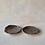 Thumbnail: 2 pcs bronze small plate