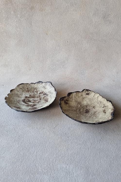 2pcs rustic plate