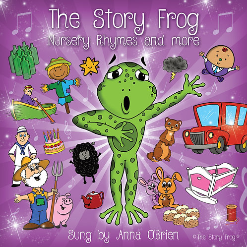 The Story Frog Soundtrack Nursery Rhymes and More