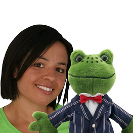 Talia and Story Frog.png