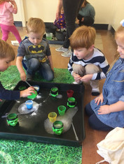 WOW activity at The Story Frog