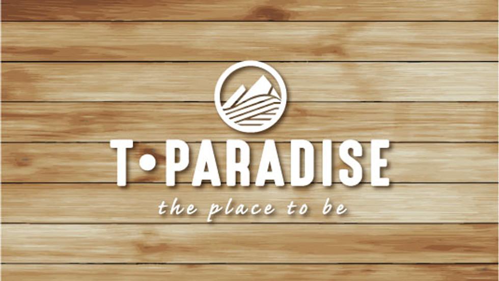 T Paradise Clip