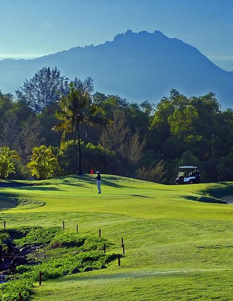 Mount Kinabalu Gold Club