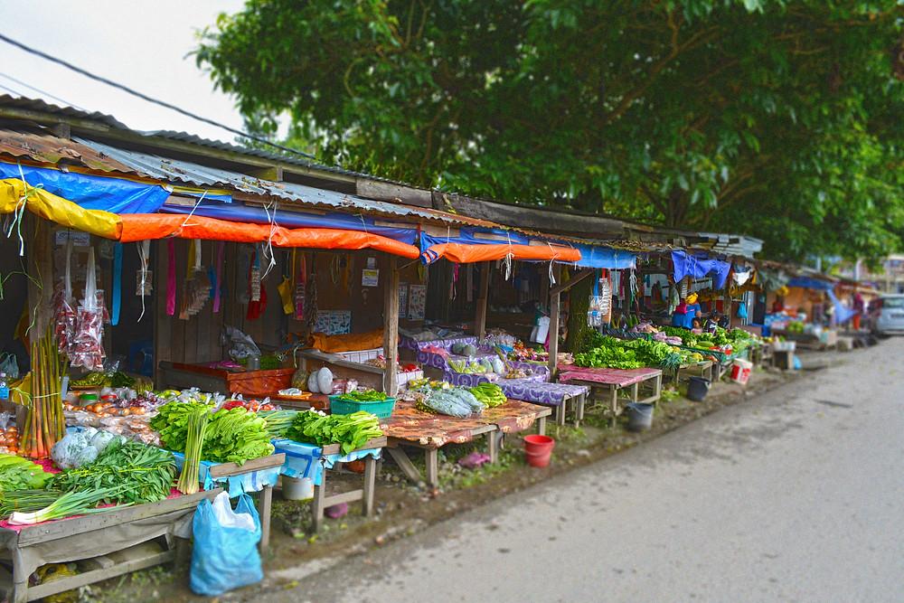 Kundasang Fresh Food Market