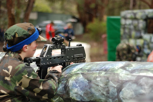 DSC_1026 Mobile Laser Tag Skirmish Actio