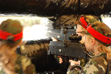DSC_0979 Mobile Laser Tag Skirmish Actio
