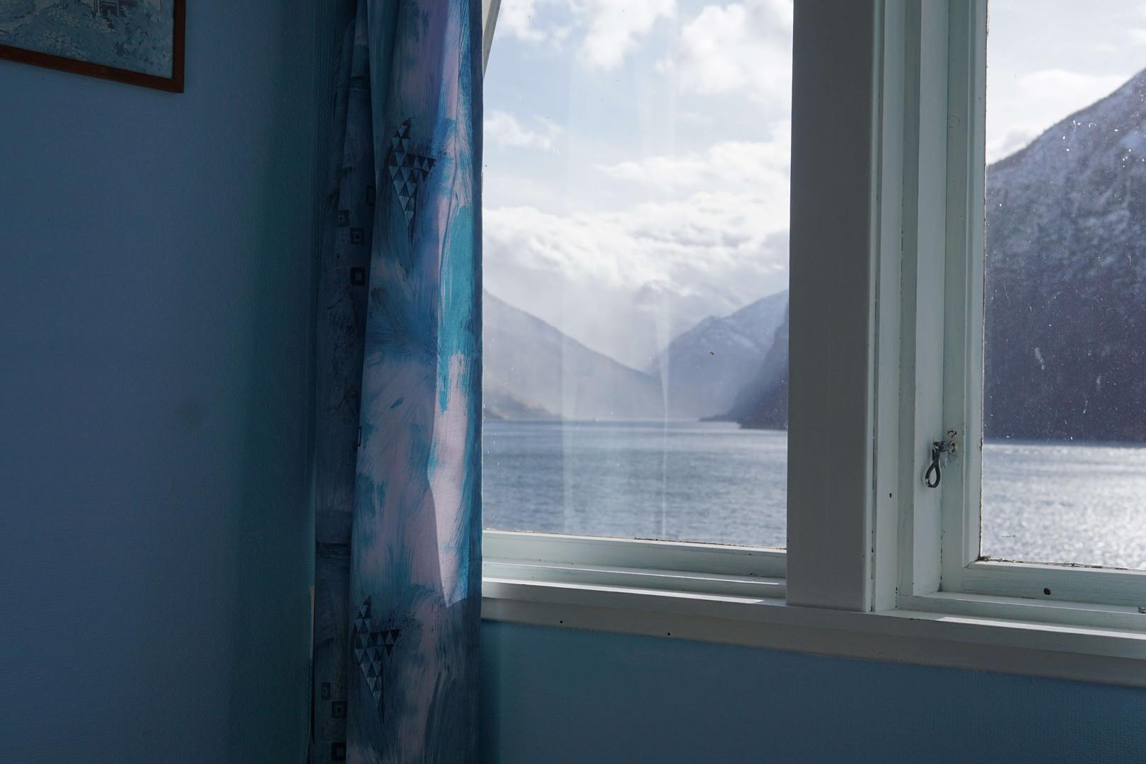 Det blå rommet