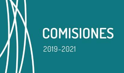 Así quedaron integradas las Comisiones para 2019-2021