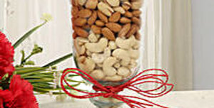 Vase Full of Dry Fruits