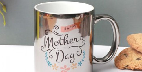 Special Silver Mother's Day Mug